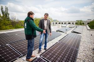 NATURSTROM arbeitet mit der Energiegenossenschaft BENG zusammen