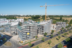 Das Quartier Future Living Berlin mit smarter Mieterstromversorgung und integrierter Sektorenkopplung