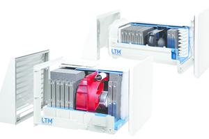 LTM Thermo-Lüfter – zwei Gerätegrößen für vielfältige Anwendungen<br />