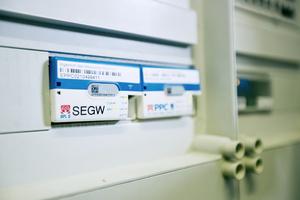 Über das SMGW gelangen die Daten auf eine hochverfügbare Plattform. Hier werden sie interoperabel für Abrechnungs-Tools, Visualisierungsanwendungen oder für weitere autorisierte Anwendungen bereitgestellt.