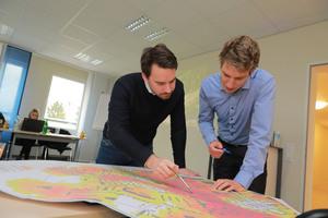 Der Safety-Atlas soll Stadtplanern und MTI-Entwicklern künftig zeigen, wie sie Stadtquartiere anpassungsfähig gestalten können