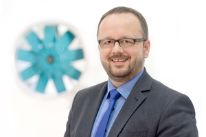 <strong>Autor:</strong> Klaus Lang, Product Area Director Residential Ventilation, Systemair, Boxberg-Windischbuch