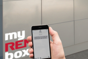 Per SMS, Push-Nachricht oder E-Mail werden die Mieter der BG Esslingen über eingetroffene Sendungen informiert