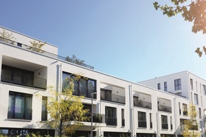 Mieterstrom wird im Mehrfamilienhaus oder Quartier produziert und dort zur Verfügung gestellt