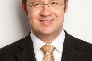 Georg J. Kolbe, Leiter Produktmarketing Putz- und Fassadensysteme bei Saint-Gobain Weber, Düsseldorf