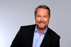 """Kai van der Hoven, Referatsleiter IT der GEBAG, steuert die digitale Transformation des Unternehmens: """"Unser oberstes Ziel ist es, dass der Mieter den größtmöglichen Nutzen erfährt."""""""