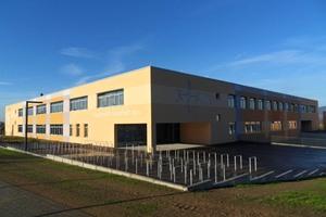 Die Kaiserpfalz-Realschule plus im rheinhessischen Ingelheim ist eines der Projekte, die komplett als Gebäudemodell erfasst wurden