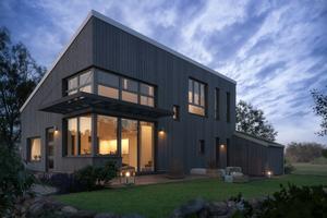 Moderner Holzbau: zeitlos, schön und funktional