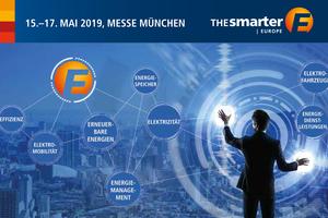 """Die intelligente Energienutzung in Gebäuden und Industrie bildet einen thematischen Schwerpunkt der """"The smarter E Europe"""""""