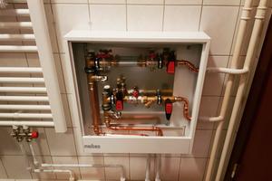Aufgrund der Möglichkeit, die Volumenströme anzupassen, sparen die Mieter nun Heizenergie und -kosten