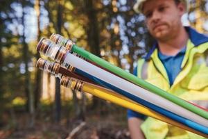 Glasfaser bildet die Basis für sämtliche Technologien der Zukunft – so auch für den neuen Mobilfunkstandard 5G