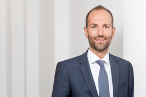 Jürgen Michael Schick, Präsident des Immobilienverbandes IVD, geschäftsführender Verband der BID