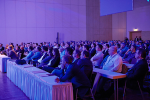 Rund 350 Teilnehmer*innen besuchten die 5. Leading Air Convention<br />