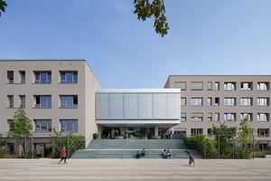 Der KIS betreut derzeit rund 450 Einzelobjekt; hier die Stadtteilschule-Drewitz