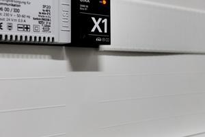 Der Server Gira X1 ist die intelligente Steuerzentrale hinter dem Smart Home. Hier laufen alle Informationen zusammen, werden ausgewertet und Befehle erteilt