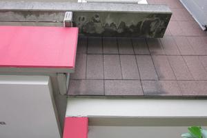 Das 1973 erbaute Hochhaus war dringend sanierungsbedürftig, da die Fenster infolge verrosteter Stahlrahmen teilweise undicht waren