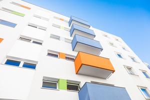 Die Abdichtung von Balkonen, Loggien und Laubengängen muss sorgfältig geplant werden