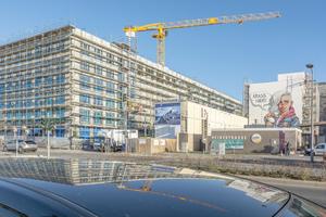 """Die """"Europacity Riverside"""" steht aufgrund der durchmischten Nutzung wie der Qualität der Bauausführung für eine neue Epoche zukunftsgerichteter Quartiersentwicklung"""
