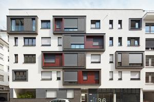 Auch in Stuttgart wird umgenutzt: In der Urbanstraße baute die WHS ein ehemaliges Bürogebäude bis auf die Außenmauern zurück und unter Berücksichtigung aktueller energetischer Maßstäbe wieder neu auf