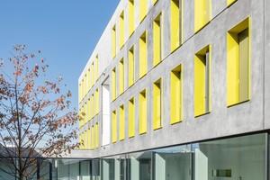 Der dritte Bauabschnitt wurde jüngst fertiggestellt. Neben 98 Wohnplätzen finden hier die Verwaltung und eine Kindertagesstätte ihren Platz