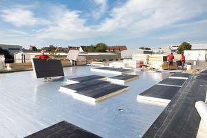 BauderPIR-Wärmedämmelemente bieten höchste Dämmleistung bei geringster Dämmstoffdicke und gleichzeitig hervorragende Umweltwerte