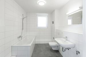 Eine Badsanierung kann in nur fünf Tagen realisiert werden
