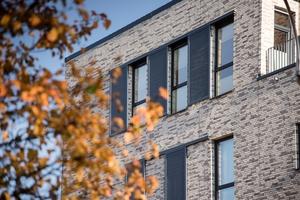 Ob Fassade, Treppenhäuser oder Wohnungen: Die im Detail durchdachte Gestaltung der Immobilie erfüllt exklusive Mieteransprüche