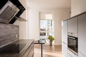 Die 24 barrierearmen Wohnungen sind hochwertig und modern ausgestattet