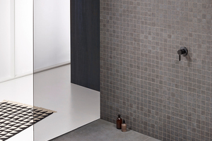 Bodengleiche Duschen sind im Trend und werden bei der Badplanung Duschtassen oder Badewannen vorgezogen