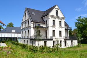 Die Industriellen-Villa in der oberbayrischen Gemeinde Brannenburg