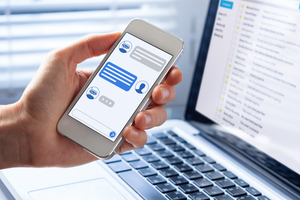 Deutschlandweit sind 90 % aller Internetnutzer in sozialen Netzwerken vertreten