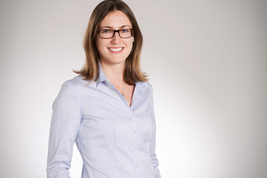 und Julia Schumacher, Marketingmanagement Minol
