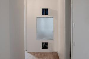 Ansicht einer geschlossenen KWL MultiZoneBox ohne Revisionsöffnung