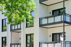 <strong>Das erste Wohngebäude in Modulbauweise ist seit Mai 2019 bezogen</strong>