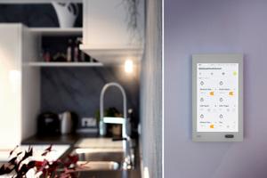 Das intelligente Haus verknüpft alle relevanten Komponenten via KNX System