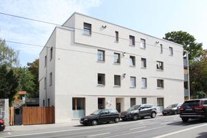 Das Hausprojekt K76 überzeugt nicht nur mit seiner architektonischen Qualität, sondern auch durch sein energiesparendes Heizkonzept