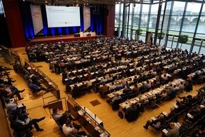 Im Mittelpunkt der Veranstaltung steht der Wissens- und Erfahrungstausch