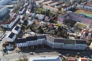 VONOVIA realisiert nun auch in Dresden Wohngebäude in ALHO Modulbauweise