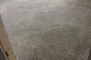 Für eine ebene Fläche wurde der Boden zunächst mit rapid weber.floor 4520 eingeebnet