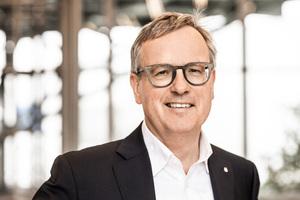 Aareon-Chef Dr. Manfred Alflen