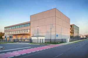 Am neuen LUNOS-Standort hat die erweiterte Forschungs- und Entwicklungsabteilung ihre Arbeit aufgenommen<br /><br />