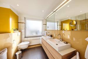 …verleihen dem Badezimmer das gewisse Etwas