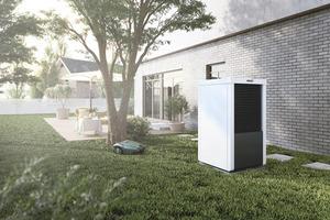 und die Luft/Wasser-Wärmepumpe BLW NEO
