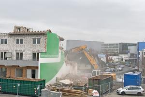 """Bauabfälle zu entsorgen ist in Hessen aufgrund knapper Deponieflächen ein enormes Problem, wie die Baugenossenschaft Langen eG, auch als die """"Wohnraumkönner"""" bekannt, erlebt hat"""