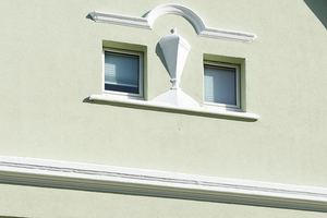 ... den historischen Charakter des Wohnhauses zur Geltung