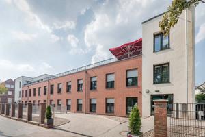 """Das KfW-Effizienzhaus 40 erhielt das Siegel Nachhaltiger Wohnungsbau –""""Variowohnungen"""""""