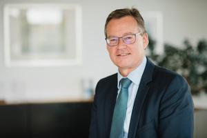 <strong>Axel Gedaschko, </strong><br />Präsident des Spitzenverbandes der Wohnungswirtschaft GdW und BID-Vorsitzender