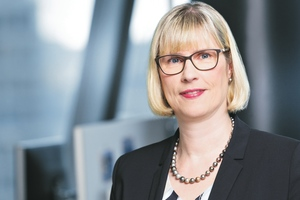 """Geschäftsführerin Monika Fontaine-Kretschmer: """"Das schönste Ergebnis dieses Projektes wäre für mich, wenn die Warmmiete tatsächlich am Ende annähernd gleichbleibt."""""""