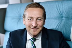 BFW-Präsident Andreas Ibel ist nun auch für ein Jahr BID-Vorsitzender und vertritt damit die Branche gegenüber der Politik