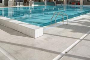 """Das """"Pool""""-Programm erfüllt die speziellen Ansprüche eines Schwimmbads"""